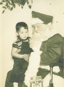 jeff with santa
